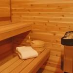 24 RS Sauna